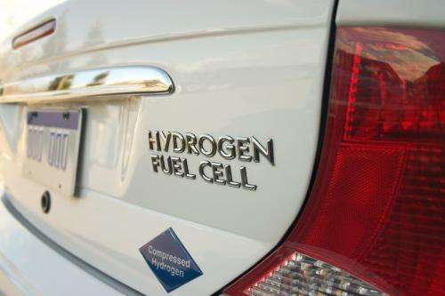Highly efficient nanoparticles could bring down the cost of fuel cells