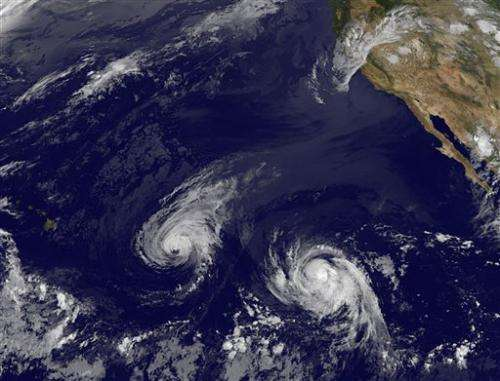 Hurricane Iselle isn't slowing as it nears Hawaii
