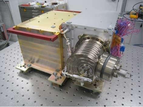 MAVEN satellite looks for Mars' missing atmosphere