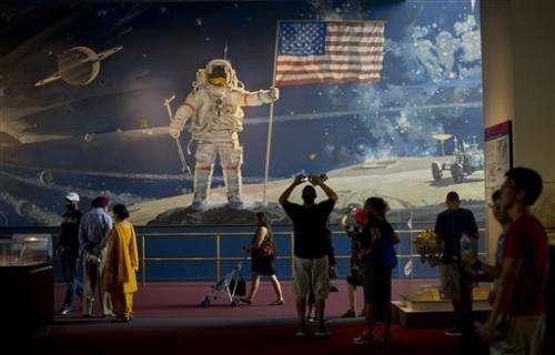 NASA names building for moonwalker Neil Armstrong