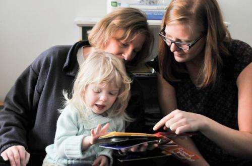 Picture books for visually impaired kids go 3-D thanks to CU-Boulder research team