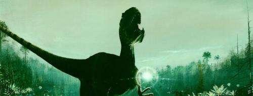 Revealing the healing of Dino-sores