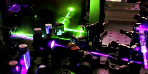 Revolutionary solar cells double as lasers