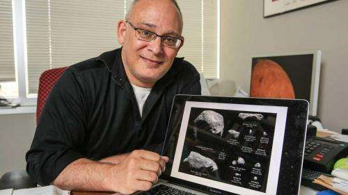 Scientists' work may lead to mission to find out what's inside asteroids