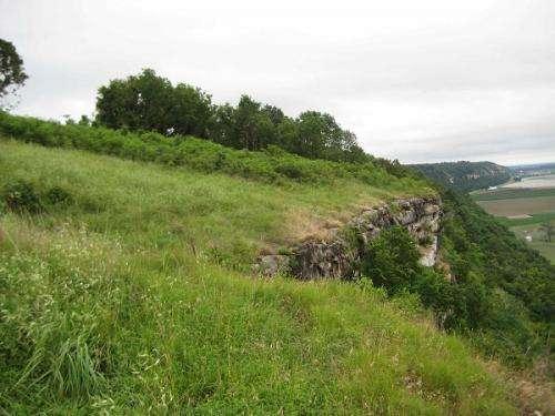 Soil microbes shift as shrubs invade remnant hill prairies