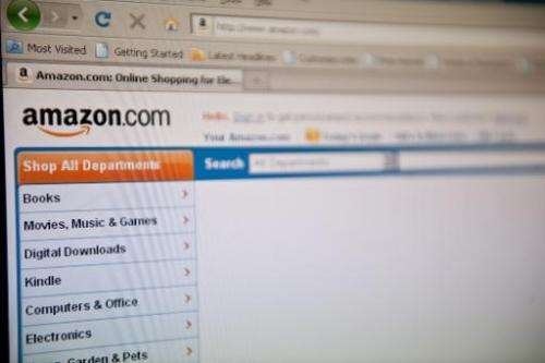 US online giant Amazon is preparing to take on Google in one of its core businesses, Internet advertising, the Wall Street Journ