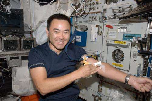 Study reveals immune system is dazed and confused during spaceflight