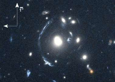 Researchers find young galaxies not behaving as expected