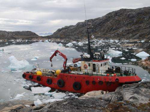 Understanding the ocean's role in greenland glacier melt