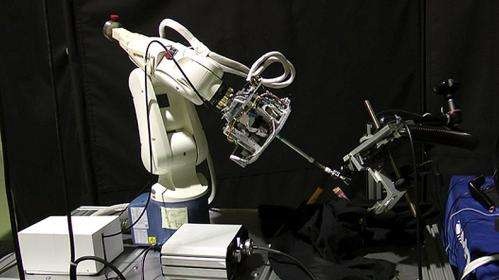 Space Station inspired robot to help heal sick children