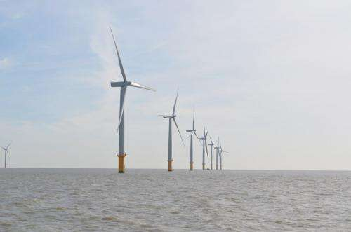 A robust source of information on marine energy, offshore wind projects
