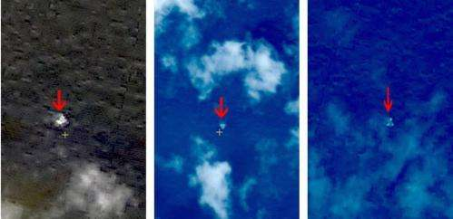 Can satellites help find missing flight MH370?