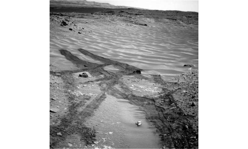 Curiosity Mars rover prepares for fourth rock drilling