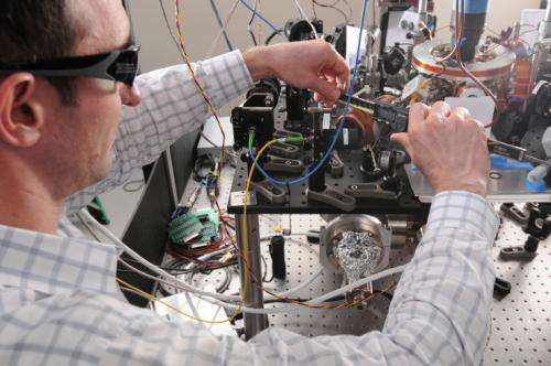 Development of new ion traps advances quantum computing systems
