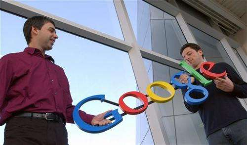 Google's pivotal IPO launched a decade of big bets