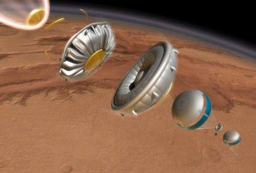 Mass Launched: Raising the Weight Limit on Mars Missions