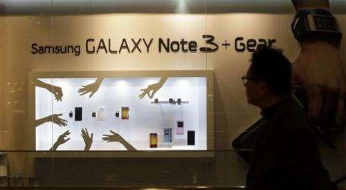 Mixed views on Samsung after stellar 2013