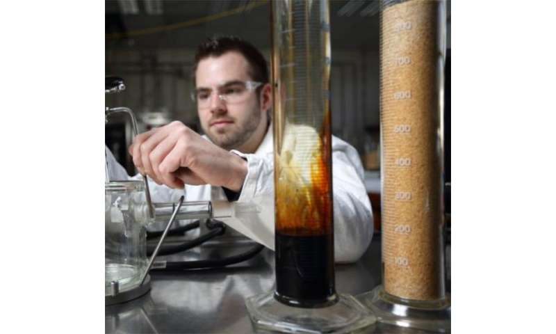 More energy from biofuel