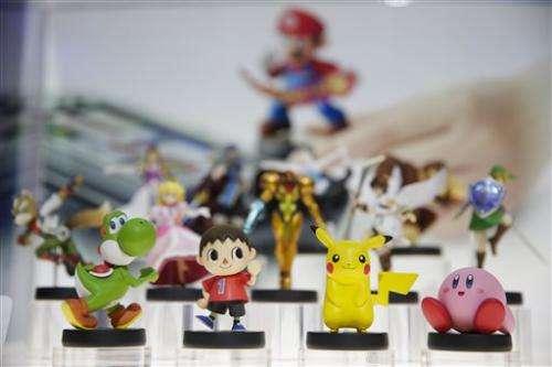 Nintendo reveals 'Skylanders'-like toy line at E3
