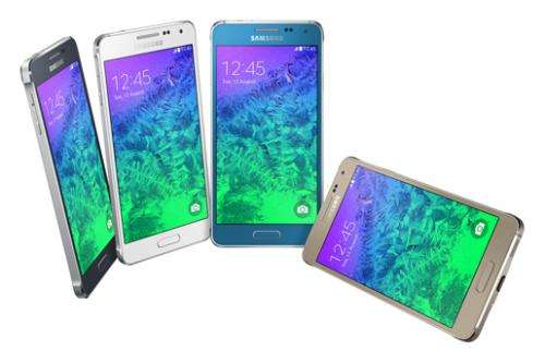 Samsung introduces Galaxy Alpha