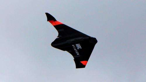 3D Printing trials of unmanned aircraft