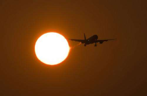 Solar storm radiation can be harmful for frequent fliers