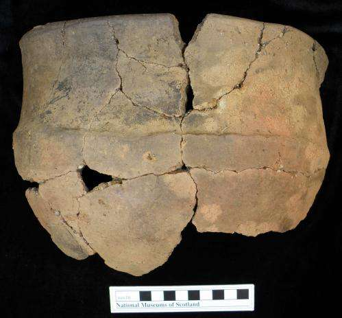 From surf to turf: Archaeologists and chemists trace ancient British diets