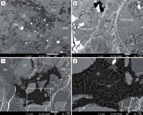 Research shows collision created Chelyabinsk asteroid