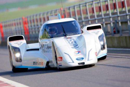 Le Mans: Nissan ZEOD praised for run on electric power