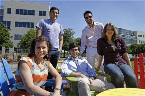 Silicon Valley's interns enjoy perk-filled summer