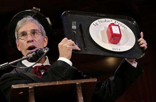 Ig Nobel winner: Using pork to stop nosebleeds