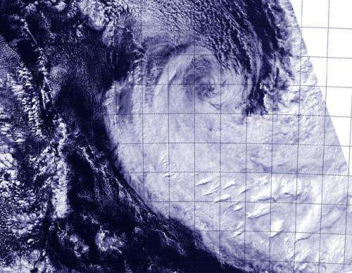 NASA's TRMM Satellite adds up Tropical Cyclone Ita's Australian soaking