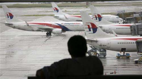 After long wait, Malaysia releases jet data