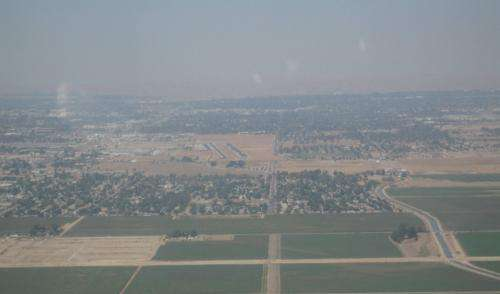 Air quality in San Joaquin Valley improving according to study