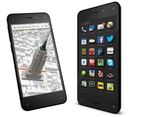 Amazon Fire smartphone