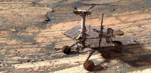 An Opportunity for life: finding Mars' most liveable mud