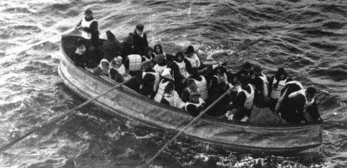 Another Titanic change is needed to save more lives at sea