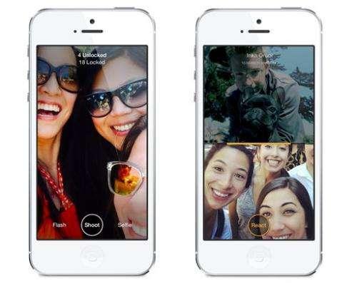 App Watch: Facebook's Slingshot for fleeting posts