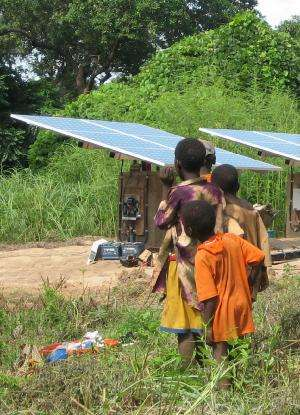 A spark of new energy in Africa