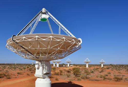 A telescope is born