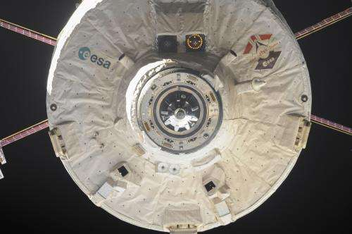 ATV-5 set to test new rendezvous sensors