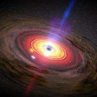 Australian scientists to 'listen' to the formation of black holes