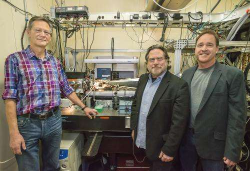 Berkeley Lab-led Project Aims to Produce Liquid Transportation Fuel from Methane