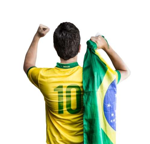 Bet on Brazil, says sport academic