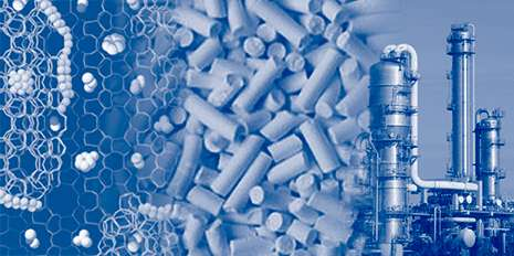 Better catalysts for the petrochemical industry