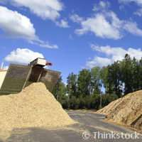 Biomass as a primary fuel for replacing natural gas and district heating