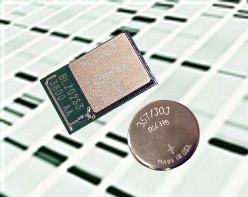 Fujitsu introduces ultra-compact Bluetooth low-energy modules