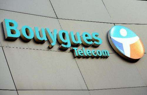 Bouygues's net loss was 757 million euros, but investors focused on the recovery by Bouygues Telecom which, like competitor SFR,
