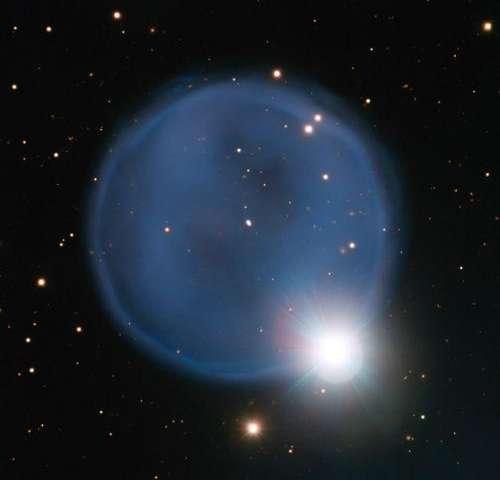 Chance meeting creates celestial diamond ring