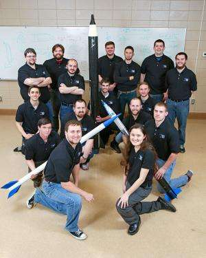 Charger Rocket Works designing new rocket for NASA competition